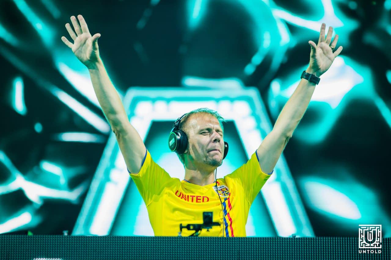 Armin van burren - Untold 2018